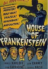 Frankensteins Haus