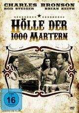 Hölle der tausend Martern - Poster