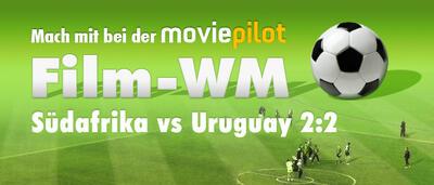 Film-WM Südafrika vs. Uruguay