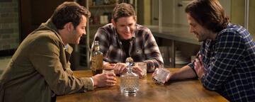 Supernatural: Cas, Dean und Sam