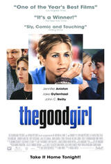 The Good Girl - Poster