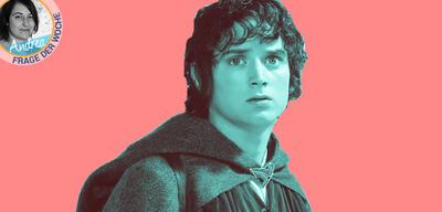 Frodo aus Der Herr der Ringe