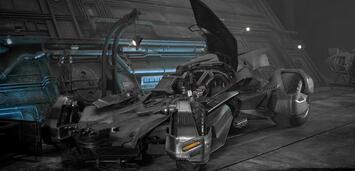 Bild zu:  Batmobile