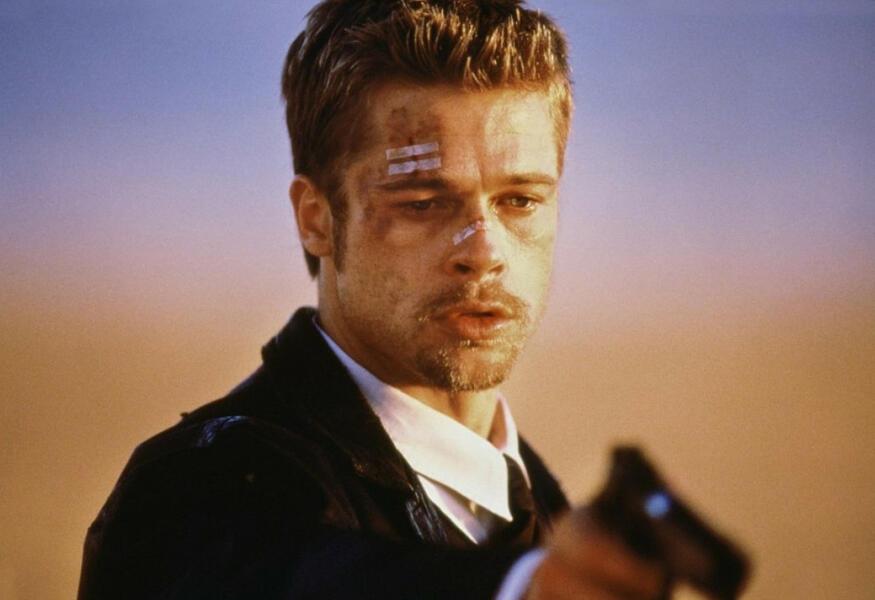 Sieben Brad Pitt