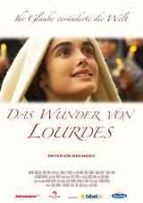 Das Wunder von Lourdes - Poster