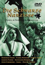 Die schwarze Narzisse - Poster