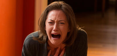 Carrie Coon in The Leftovers