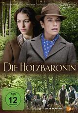 Die Holzbaronin - Poster