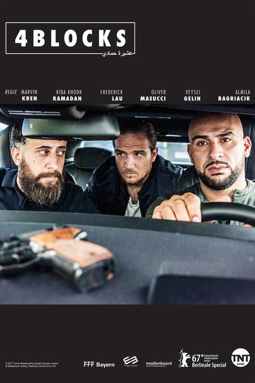 4 Blocks Serie 2017 2019 Moviepilotde