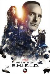Marvel's Agents of S.H.I.E.L.D. - Staffel 5 - Poster