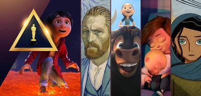 Die Oscar-Kandidaten für den besten Animationsfilm 2018