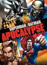 Superman/Batman: Apocalypse - Poster