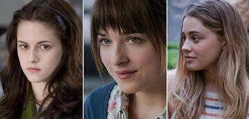 Bella, Ana und Tessa