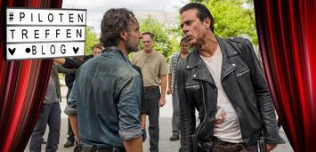 Bild zu:  Das Finale der 7. Staffel von The Walking Dead im Live-Blog