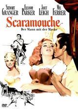 Scaramouche, der galante Marquis - Poster