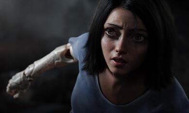 Alita: Battle Angel mit Rosa Salazar - Bild 8