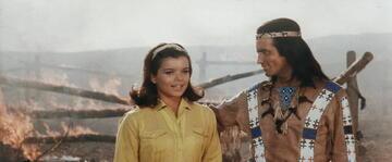 """""""Winnetou und das Halbblut Apanatschi"""" 1966"""