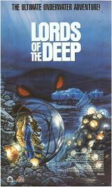 Lords of the Deep - Poster