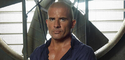 Dominic Purcell als Lincoln in Prison Break