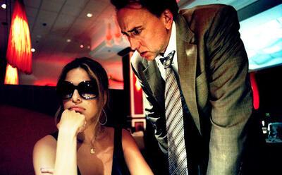 Eva Mendes und Nicolas Cage