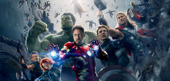 Marvel's The Avangers 2: Age of Ultron