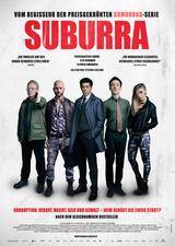 Suburra - Poster