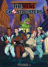 Real Ghostbusters - Poster