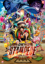 One Piece: Stampede - Poster