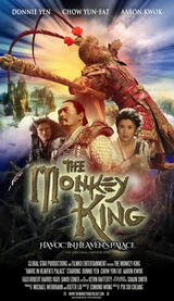 The Monkey King - Poster