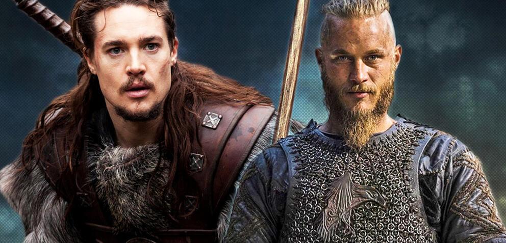 Uhtred und Ragnar