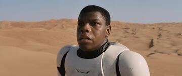 John Boyega in Star Wars 7: Das Erwachen der Macht