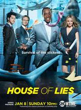 House of Lies - Staffel 1 - Poster