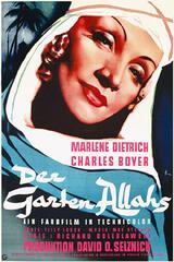 Der Garten Allahs - Poster