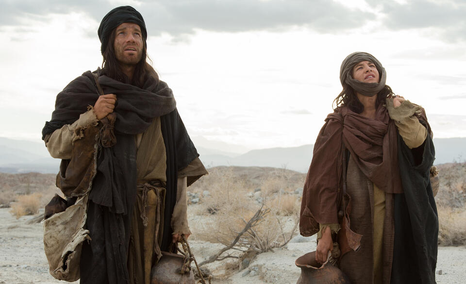 Last Days in the Desert mit Ewan McGregor und Tye Sheridan