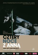 Vier Nächte mit Anna - Poster