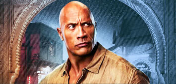 Bild zu:  Dwayne Johnson in Jumani: The Next Level