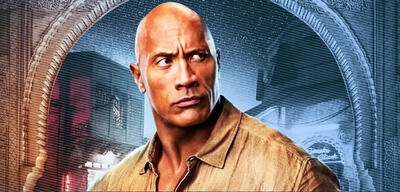 Dwayne Johnson in Jumani: The Next Level