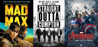 Welcher Film ist euer Liebling 2015?