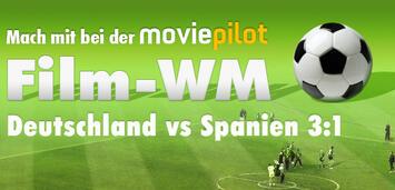 Bild zu:  Fußball-WM Deutschland vs Spanien