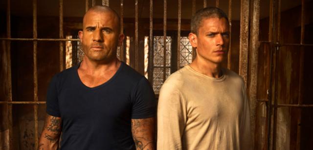 Prison Break: Dominic Purcell,Wentworth Miller