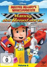 Meister Mannys Werkzeugkiste - Manny, der Rennfahrer
