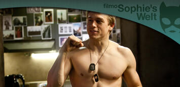 """Bild zu:  Der """"weibliche Blick"""" auf Charlie Hunnam in Pacific Rim"""