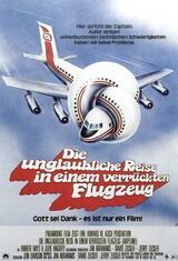Die unglaubliche Reise in einem verrückten Flugzeug - Poster