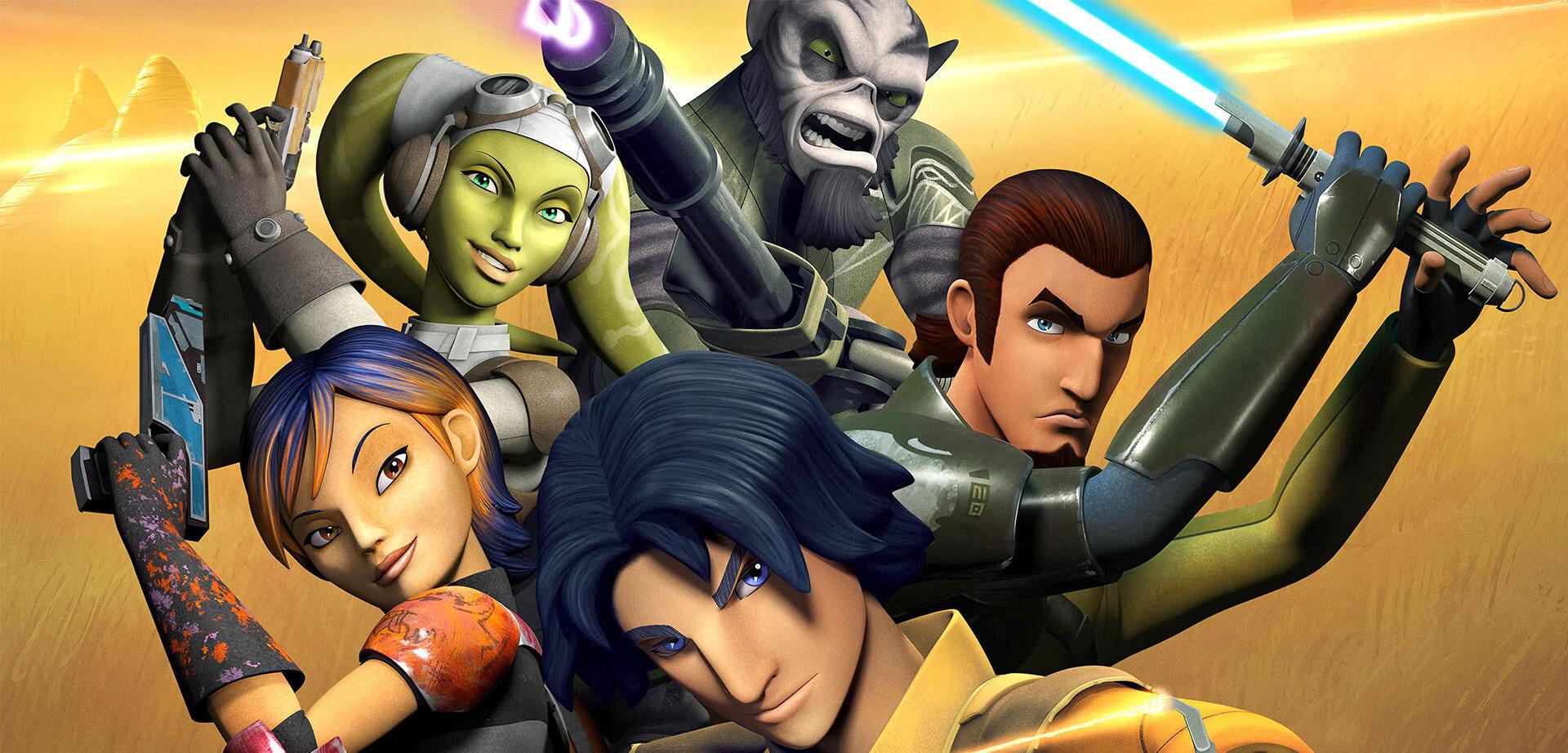 Star Wars Rebels Staffel 5