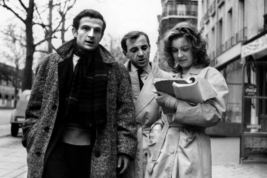 Schießen Sie auf den Pianisten mit François Truffaut und Charles Aznavour - Bild 4 von 26