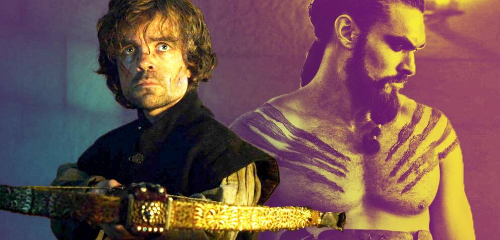 Game of Thrones-Stars endlich vereint: Peter Dinklage & Jason Momoa