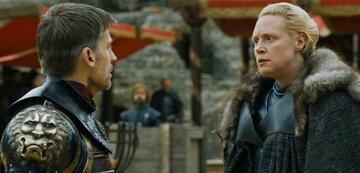 Brienne ist eigentlich der Hoffnungsschimmer für Jaime