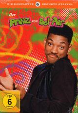 Der Prinz von Bel-Air - Staffel 6 - Poster