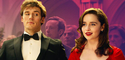 Sam Claflin und Emilia Clarke in Ein ganzes halbes Jahr