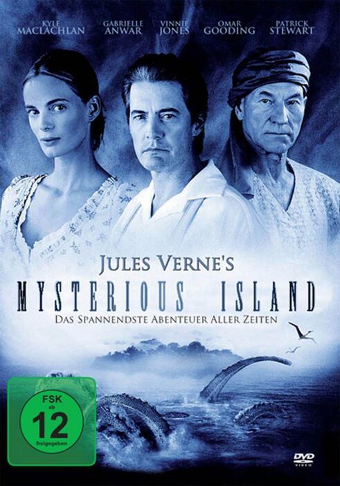 Die Geheimnisvolle Insel Film Neu